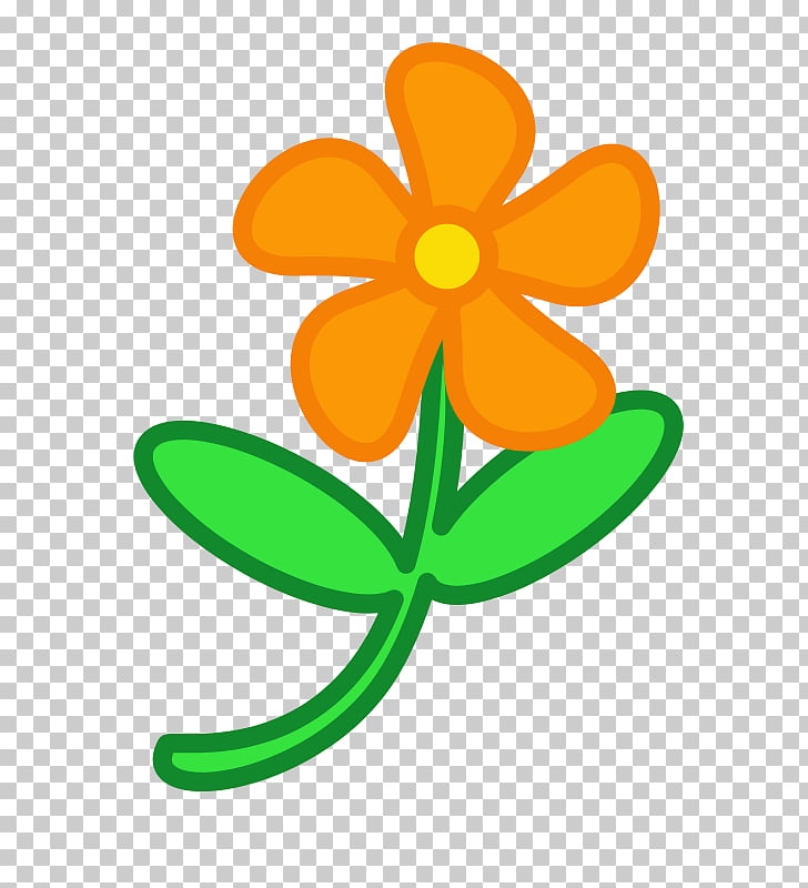 Flower , Simple Flower s PNG clipart.