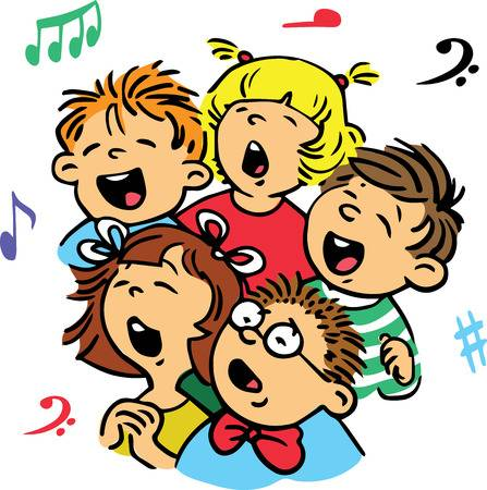2,164 Singing Group Stock Illustrations, Cliparts And Royalty Free.