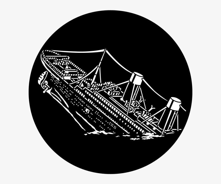 Transparent Sinking Ship Clipart.