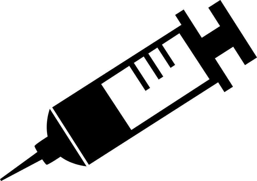 Syringe Hypodermic needle Injection Clip art.