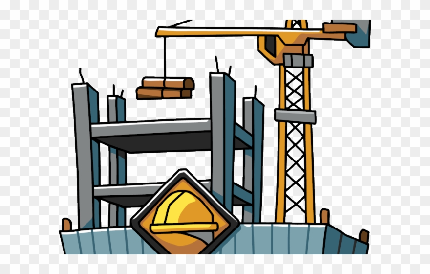 Randome Clipart Construction Site.