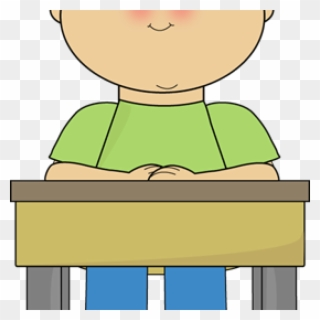 Free PNG Sit At Desk Clip Art Download.