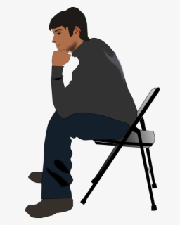 Free Sit Clip Art with No Background.