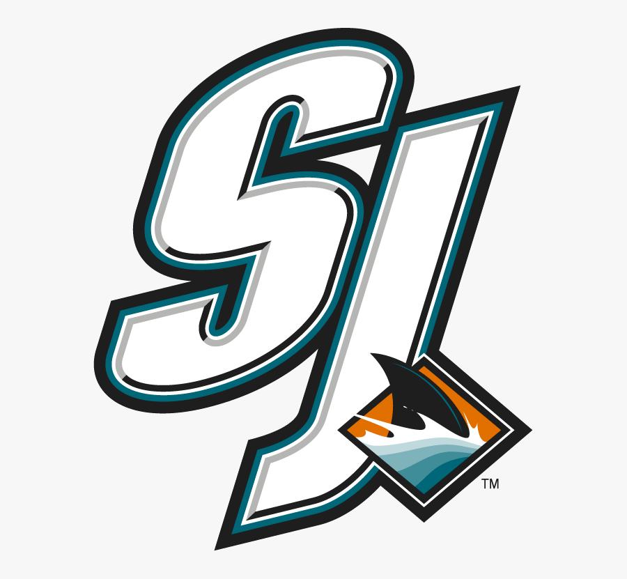 Sharks Hockey Logo.