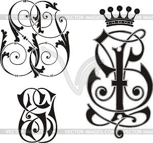 Monogram SJ.