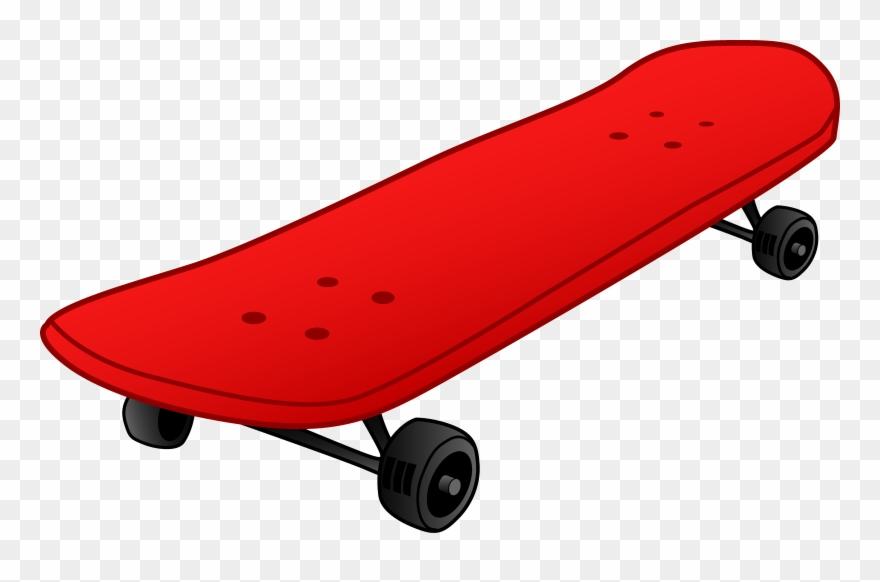 Image Of Skateboard Clipart Skate Clip Art.