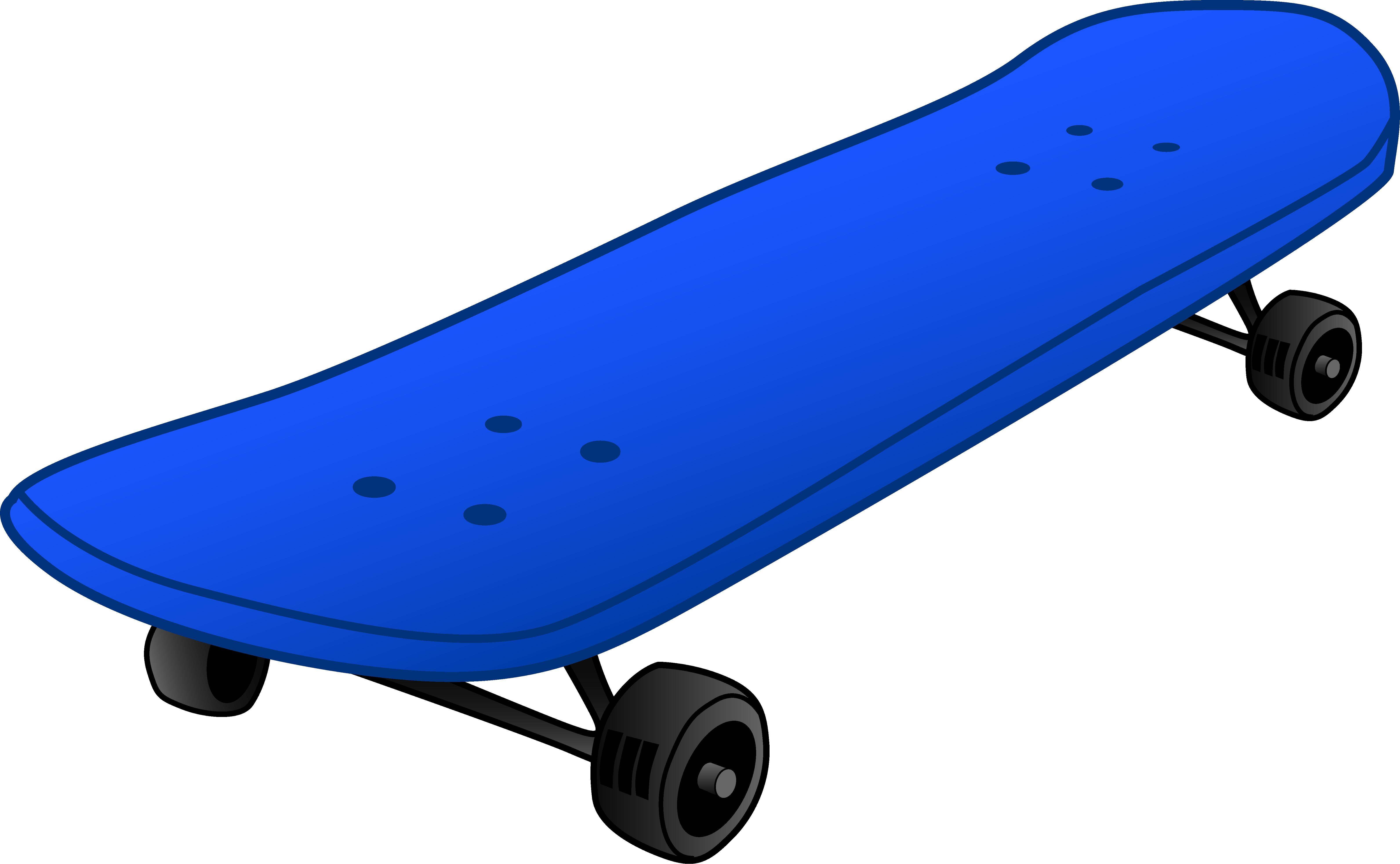 Best Skateboard Clipart #16906.