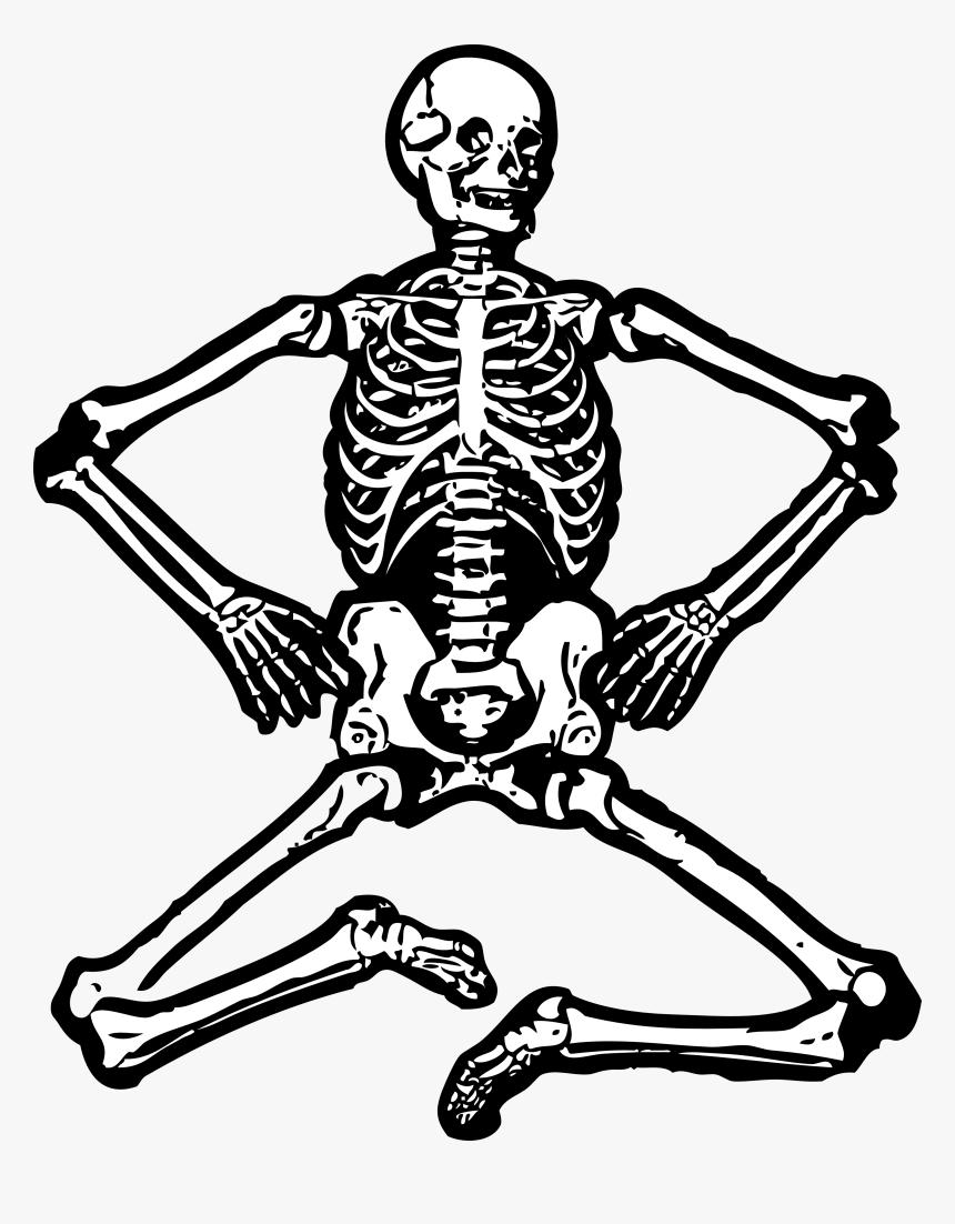 Bones Clipart Weak Bone.