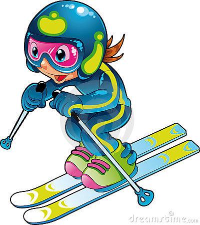 Skifahren clipart kostenlos 3 » Clipart Station.