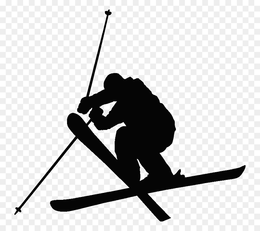 Skistöcke Freestyle.