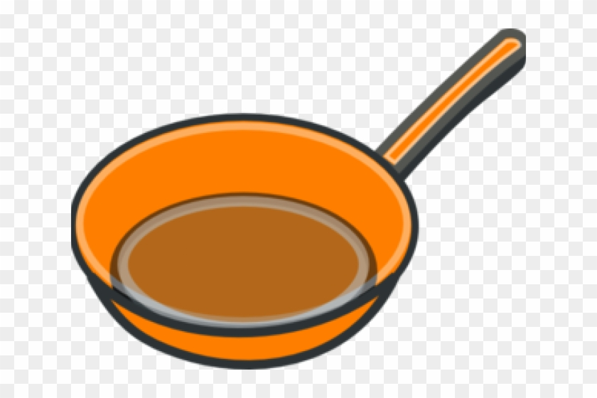Frying Pan Clipart Wajan.