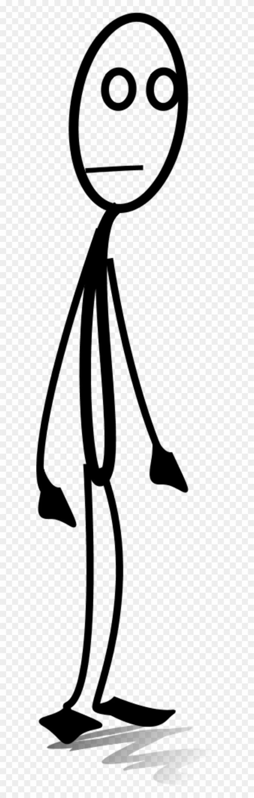 Thin Clipart Skinny Clip Art Image Provided.