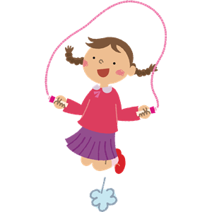 Skipping Rope (#1) clipart, cliparts of Skipping Rope (#1.