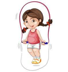 Skipping Rope Clipart Vector Images (49).