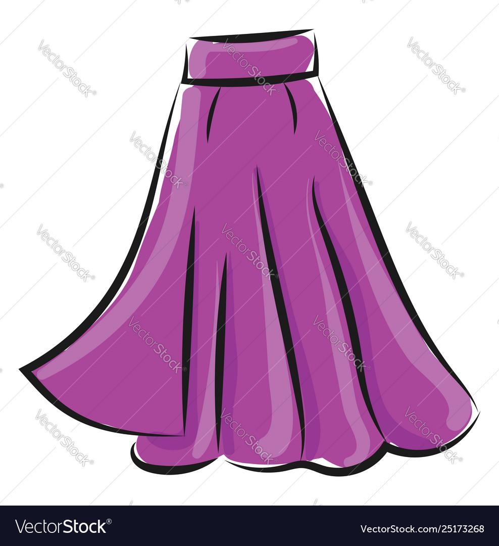 Clipart a showcase purple.