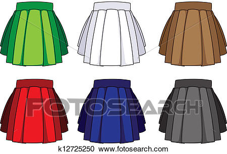 Skirts clipart 5 » Clipart Station.