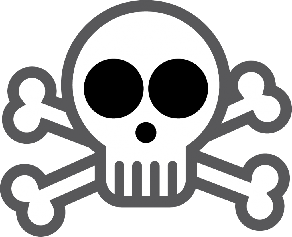 Free Skull And Bones, Download Free Clip Art, Free Clip Art.