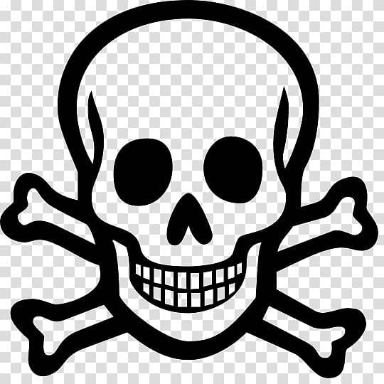 Poison Computer Icons Symbol Skull and crossbones , symbol.