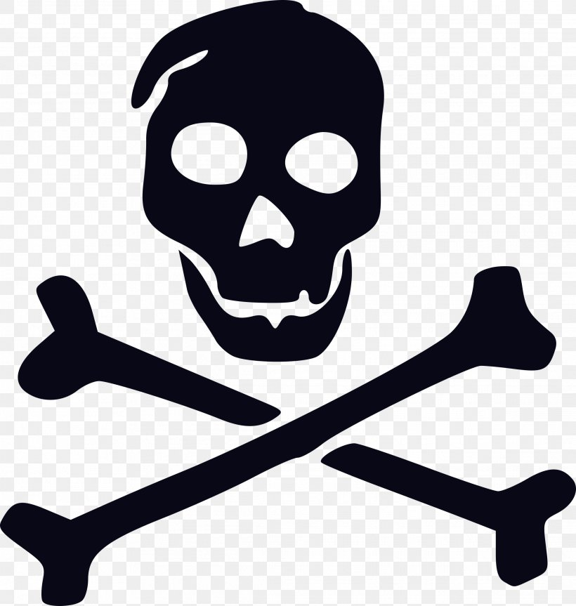 Skull & Bones Skull And Bones Skull And Crossbones Clip Art.