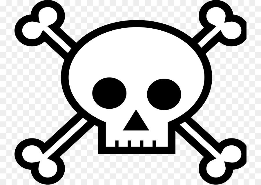 Skull And Crossbones clipart.