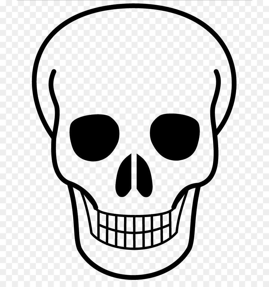 Clipart skull printable, Clipart skull printable Transparent.