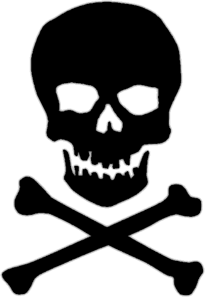 Skull clip art background free clipart images 2.