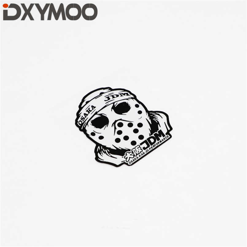 Car Styling Decals Japanese JDM OSAKA KANJO Mask Man.