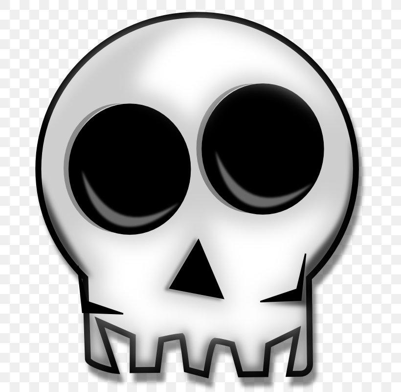 Skull Human Skeleton Bone Clip Art, PNG, 680x800px, Skull.