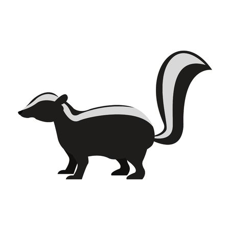 2,238 Skunk Stock Illustrations, Cliparts And Royalty Free Skunk Vectors.