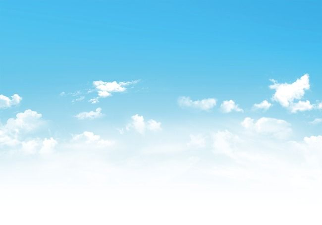 Blue Sky Background in 2019.