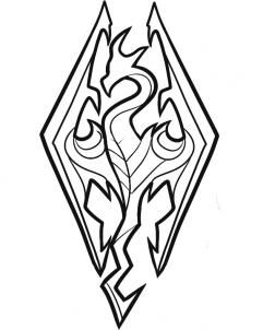 Free Skyrim Cliparts, Download Free Clip Art, Free Clip Art.