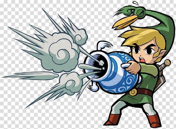 The Legend of Zelda: The Minish Cap The Legend of Zelda.
