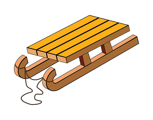 Sled clipart 2 » Clipart Station.
