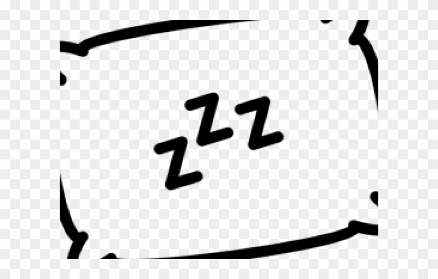 Sleeping Clipart Transparent.