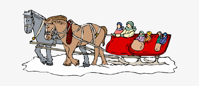 Jpg Library Download Collection Of Horse Sleigh Ride.