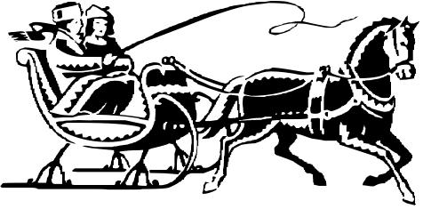 Free clipart sleigh ride » Clipart Portal.