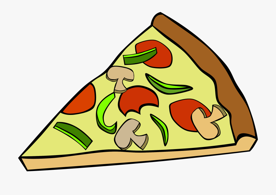 Pizza Clipart No Background.