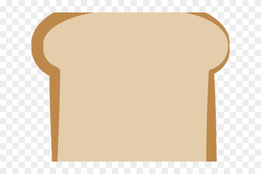Slice Of Bread Clipart, HD Png Download.