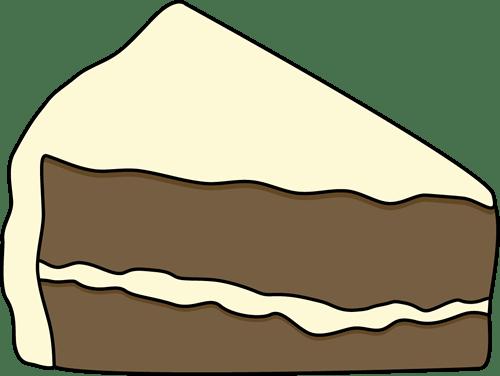 Slice cake clipart 4 » Clipart Portal.