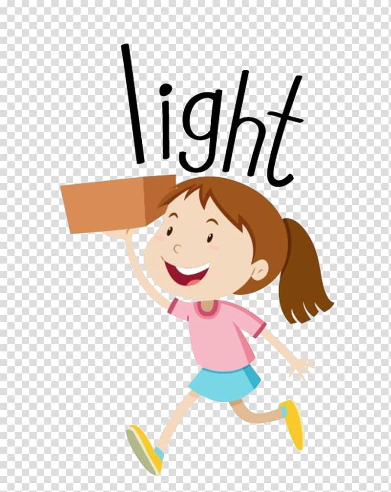 Light Illustration, Slick chick transparent background PNG.