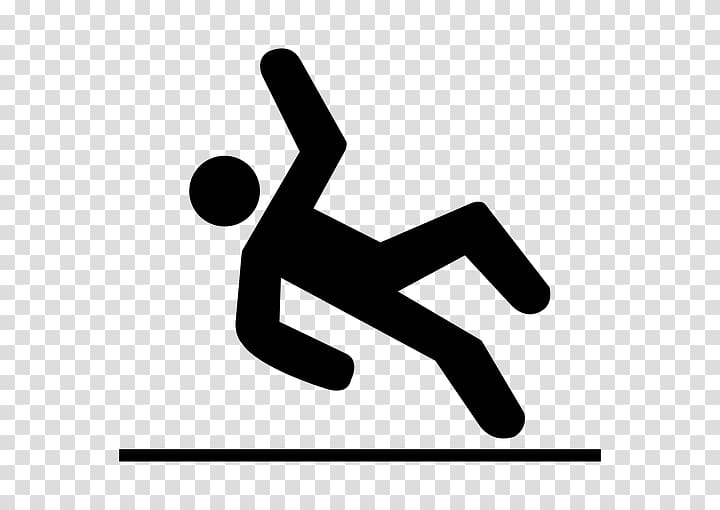 Slip and fall Personal injury lawyer Falling, falling down.