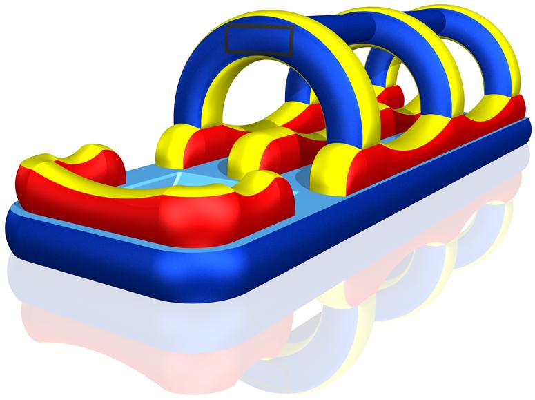 Splash clipart slip n slide, Splash slip n slide Transparent.