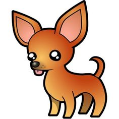 Chihuahua clipart small dog, Chihuahua small dog Transparent.