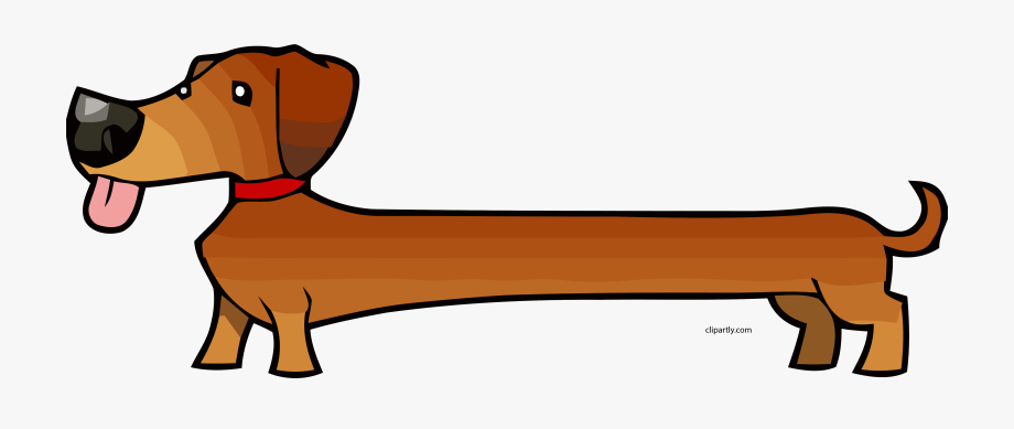 Tall Small Dog Clipart Png.