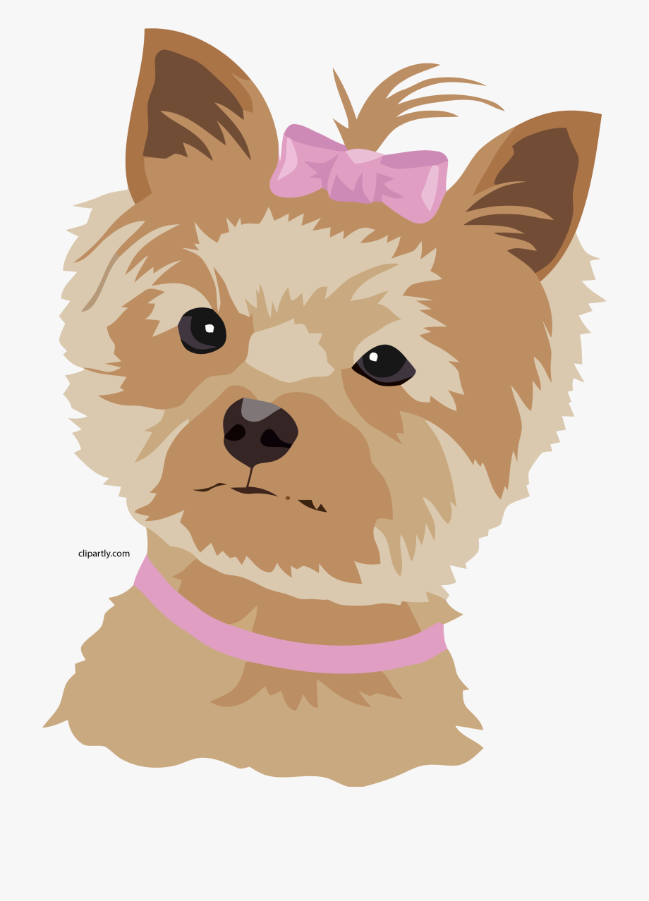 Angry Girl Dog Clipart Png.