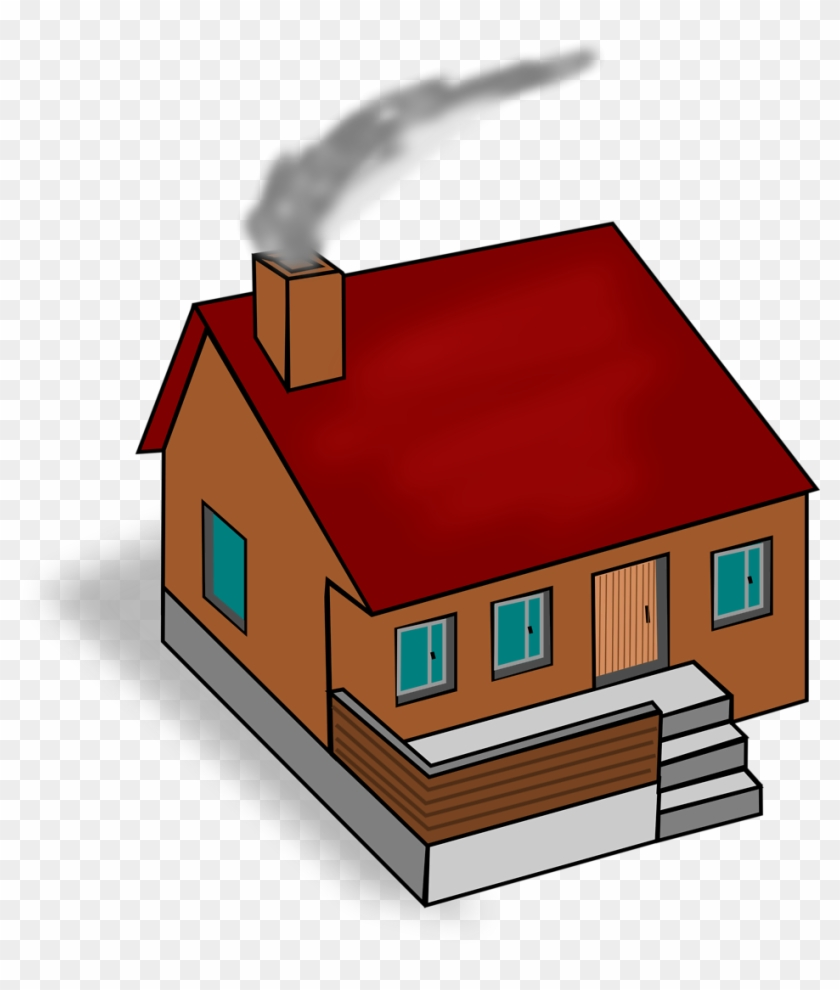 House Clipart Small.