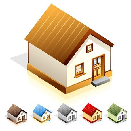 small house icon Clipart Picture Free Download.