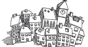 Little Town Clip Art Archives.
