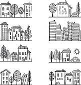 Small town clipart 2 » Clipart Station.