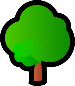 Small Tree Clipart.